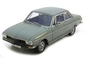Audi 100 LS 2-Door 1972 Gray