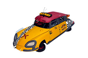 CITROEN DS TAXI FLYING 2015 FROM THE MOVIE BACK TO THE FUTURE 2 | CITROEN DS TAXI BP НАЗАД В БУДУЩЕЕ 2