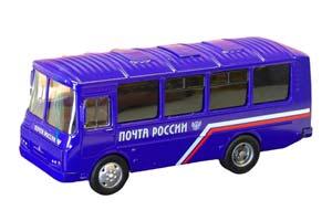 PAZ 32053 RUSSIAN POST 2020 BLUE | ПАЗ 32053 ПОЧТА РОССИИ *ПАЗ ПАВЛОВСКИЙ АВТОЗАВОД