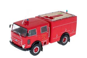OM LEONCINO 150 FIRE DEPARTMENT RED *ОМ