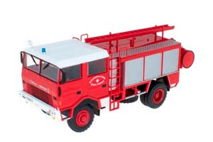 BERLIET GBD 4X4 FIRE DEPARTMENT SAVOIE RED *БЕРЛИЕ
