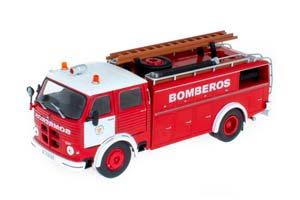PEGASO COMET 1091 BOMBEROS BARCELONA FIRE BRIGADE (ПОЖАРНЫЙ) 1960 *ПЕГАСО