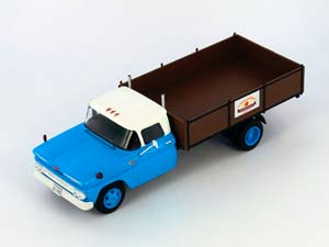 Chevrolet C30 Truck 1961 Light Blue