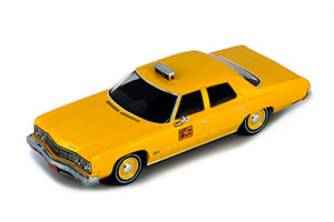 CHEVROLET BEL AIR 1973 NEW YORK TAXI CAB *ШЕВРОЛЕ ШЕВИ ШЕВРОЛЕТХ