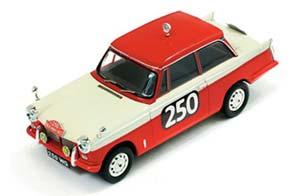 Triumph Herald Saloon #250 Cleghorn/Wright Rally Monte Carlo 1960