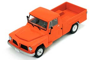 FORD F 75 PICK UP 1980 ORANGE