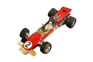 LOTUS 49B J.OLIVER BELGIAN GP 1968 #2