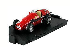 FERRARI 500 F2 GP GREAT BRITAIN WORLD CHAMPION 1952 ASCARI UPDATE MODEL