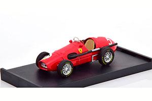 FERRARI 500 F2 GP GREAT BRITAIN WORLD CHAMPION 1953 ASCARI UPDATE MODEL