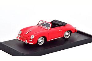 PORSCHE 356 CABRIO 1952 RED