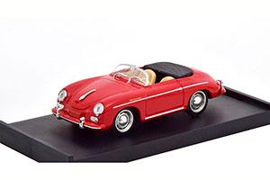 PORSCHE 356 SPEEDSTER 1952 RED