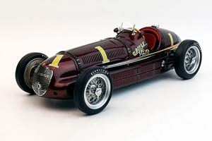 MASERATI 8C.T.F. SERIAL NUMBER 3032 BOYLE SPECIAL INDY 500 WINNER 1940 BROWN