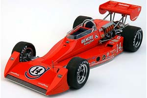 COYOTE GILMORE RACING WINNER INDY 500 1977 RED