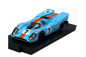PORSCHE 917K NO 7 1000KM MONZA 1970 GULF RODRIGUEZ/KINNUNEN 50 YEARS GULF RACING TEAM