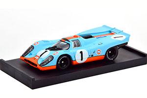 PORSCHE 917K NO 1 24H DAYTONA 1970 GULF SIFFERT/BELL 50 YEARS GULF RACING TEAM