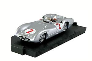 MERCEDES W196C GP GREAT BRITAIN 1954 KLING