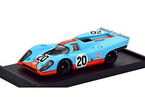 PORSCHE 917 K NO 20 24H LE MANS 1970 GULF SIFFERT/REDMAN