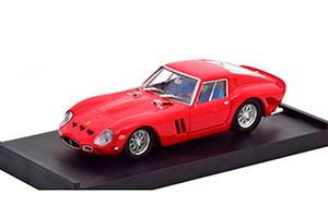 FERRARI 250 GTO 1962 RED UPDATE MODEL