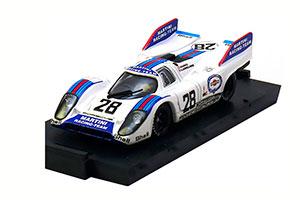 PORSCHE 917K NO 28 1000KM AUSTRIA 1971 MARTINI MARKO/LARROUSSE