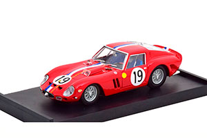 FERRARI 250 GTO #19 24H LE MANS 1962 GUICHET/NOBLET