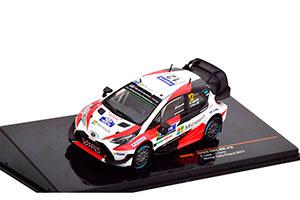 Seat ibiza GTI 16 V Rally Monte Carlo 1998 #15 1:43 ATLAS voiture miniature 21