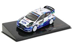 FORD FIESTA WRC #3 SUNINEN/LEHTINEN 8 МЕСТО RALLY MONTE CARLO 2020