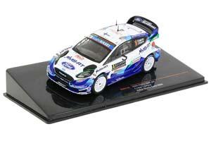 FORD FIESTA WRC #4 LAPPI/FERN 4 МЕСТО RALLY MONTE CARLO 2020