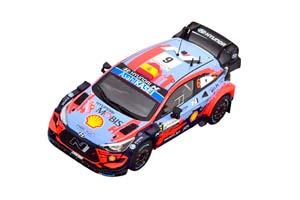 HYUNDAI I20 COUPE WRC #6 SORDO/DEL BARRIO WINNER RALLY SARDINIEN 2020