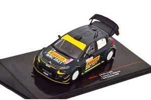 CITROEN C3 WRC SOLBERG/MIKKELSEN RALLY SARDINIEN 2020