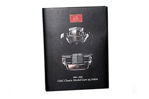 BOOK CMC CLASSIC MODEL CARS 25 YEARS 2020 LIMITED EDITION 1000 | КНИГА 25 ЛЕТ МОДЕЛЕЙ АВТОМОБИЛЕЙ *КНИГИ