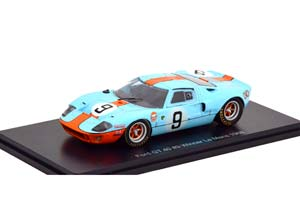 FORD GT40 WINNER 24H LE MANS RODRIGUEZ/BIANCHI 1968 *ФОРД ФОРТ