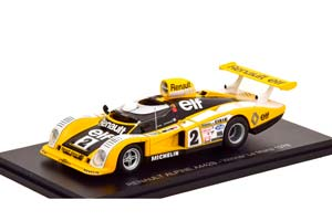 RENAULT ALPINE A442B WINNER 24 LE MANS PIRONI/JAUSSAUD 1978 *РЕНО