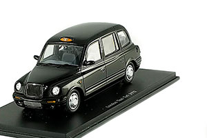 LONDON TAXI TX1 2002 BLACK *ЛОНДОН ТАКСИ