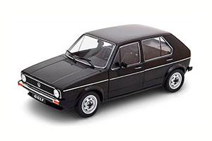 VW GOLF 1 L 1983 BLACK