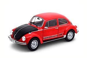 VW KÄFER 1303 WORLD CUP EDITION 1974 RED/BLACK