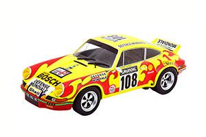 PORSCHE 911 RSR NO 108 RALLY TOUR DE FRANCE 1973 MORENAS/BALLOT LENA