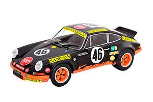 PORSCHE 911 RSR NO 46 24H SPA 1973 FITZPATRICK/SCHICKENTANZ