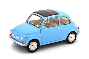 STEYR PUCH 500 1969 LIGHT BLUE