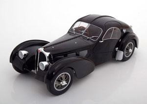 BUGATTI TYPE 57 SC ATLANTIC YEAR 1938 BLACK