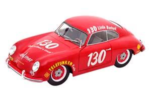PORSCHE 356 PRE-A NO.130 LITTLE BASTARD JAMES DEAN 1953 RED
