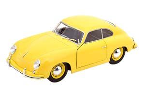 PORSCHE 356 PRE-A 1955 LIGHT YELLOW