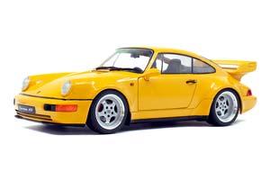 PORSCHE 911 (964) RS 3.8 1990 YELLOW