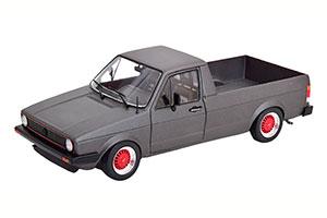 VW CADDY MK1 CUSTOM II 1982 MATT ANTHRACIT