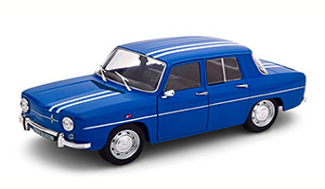 RENAULT 8 GORDINI 1100 1967 BLUE WHITE