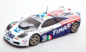 MCLAREN F1 GTR NO 39 24H LE MANS 1996 PIQUET/CECOTTO/SULLIVAN