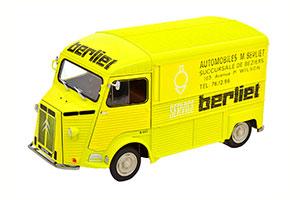 CITROEN HY SERVICE BERLIET 1969 YELLOW