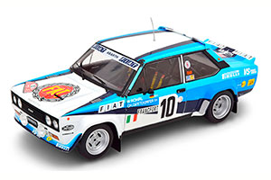 FIAT 131 ABARTH NO 10 RALLY MONTE CARLO 1980 ROHRL/GEISTDOERFER *ФИАТ