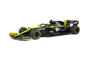 RENAULT F1 R.S.20 TEAM RENAULT DP WORLD 2020 E.OCON #31