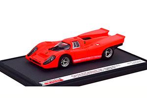 PORSCHE 917 K WEISSACH TAXI 1969 ORANGE LIMITED EDITION 200 PCS