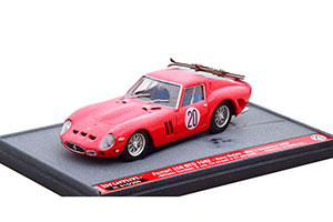 FERRARI 250 GTO MERRY CHRISTMAS 2020 RED LIMITED EDITION 200 PCS